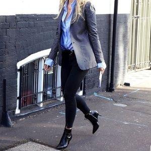 Lauren Ralph Lauren Leather Ankle Booties